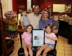 Green Award Recipient